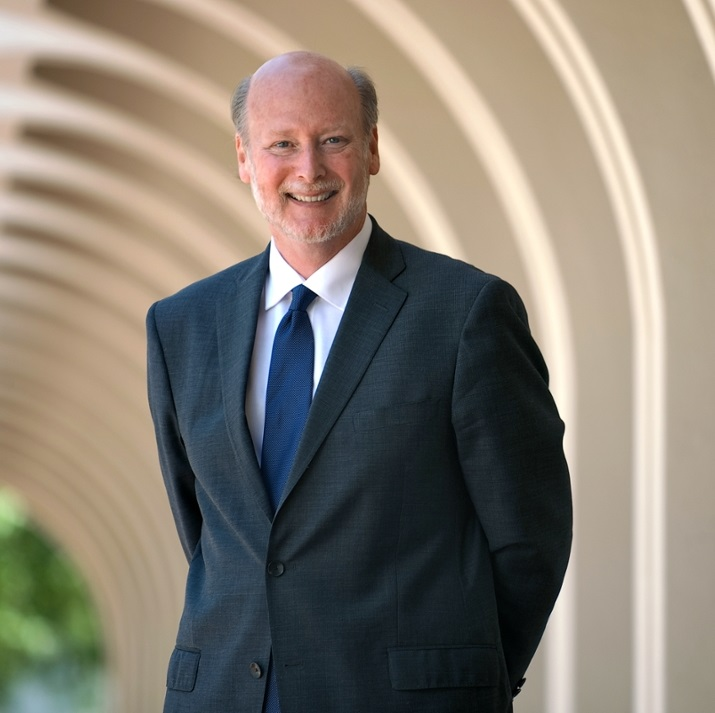 UC Irvine's new Executive Vice Chancellor and Provost Howard Gillman